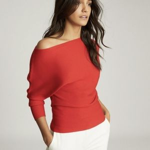 New Soft Cashmere Batwing Dolman Sweater